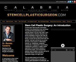 Stem Cell Plastic Surgeon